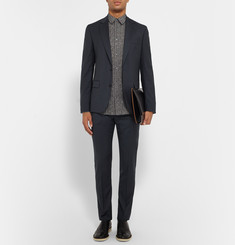 Maison Margiela - Slim-Fit Wool Trousers