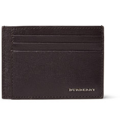 Burberry Shoes & Accessories Bernie Cross-Grain Leather Cardholder