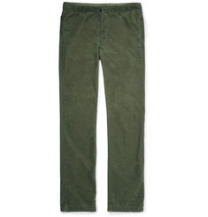 Massimo Alba - Cotton-Corduroy Trousers