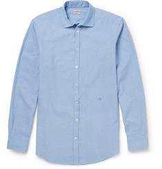 Massimo Alba - Cotton-Chambray Shirt