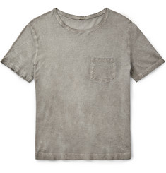 Massimo Alba - Garment-Dyed Cotton-Jersey T-Shirt