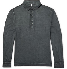 Massimo Alba - Slim-Fit Garment-Dyed Cotton-Jersey Polo Shirt