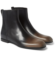 Bottega Veneta - Dégradé Leather Chelsea Boots