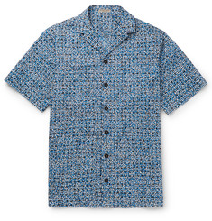 Bottega Veneta - Printed Cotton Shirt
