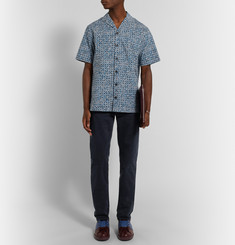 Bottega Veneta Printed Cotton Shirt