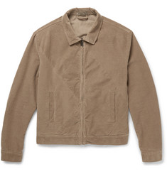 Bottega Veneta - Stretch-Cotton Corduroy Jacket