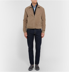 Bottega Veneta Stretch-Cotton Corduroy Jacket