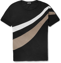 Bottega Veneta Swirl Slim-Fit Cotton-Jersey T-Shirt