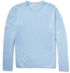 Burberry London Mélange Cashmere Sweater