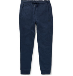 McQ Alexander McQueen Tapered Cotton-Jersey Sweatpants