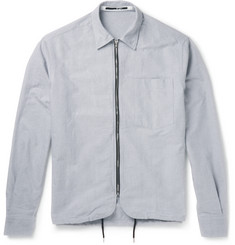 McQ Alexander McQueen - Cotton-Canvas Shirt Jacket