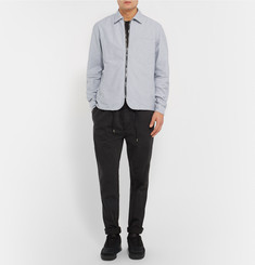 McQ Alexander McQueen Cotton-Canvas Shirt Jacket
