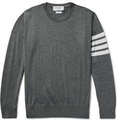 Thom Browne Striped Wool Sweater