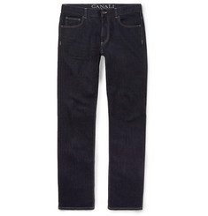 Canali Stretch-Denim Jeans