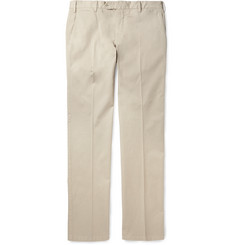 Canali Slim-Fit Stretch-Cotton Chinos