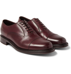 Brioni - Sartorial Leather Oxford Shoes