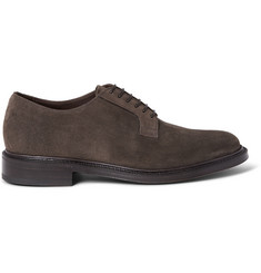 Brioni - Suede Derby Shoes