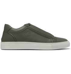 Brioni James Leather Sneakers