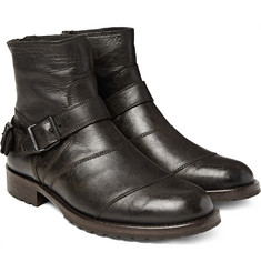 Belstaff - Trialmaster Leather Boots