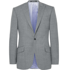 Richard James - Grey Hyde Mélange Wool Suit Jacket