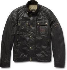 Belstaff Champion FC Waxed-Cotton Jacket