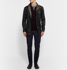 Belstaff Knightly Slim-Fit Stretch-Denim Jeans