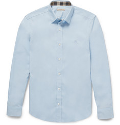 Burberry Cotton-Poplin Shirt