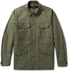 Rag & bone Cotton-Canvas Field Jacket