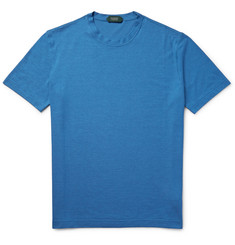 Incotex Slim-Fit Cotton-Jersey T-Shirt