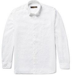 Freemans Sporting Club Linen Shirt