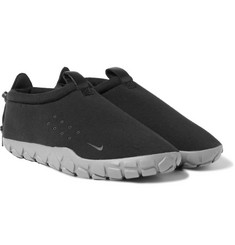 Nike - Air Moc Tech Fleece Sneakers
