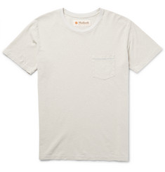 Mollusk - Hemp and Organic Cotton-Blend Jersey T-Shirt