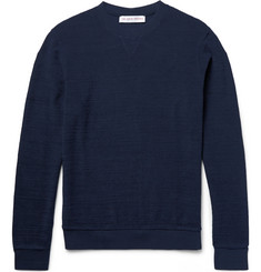 Orlebar Brown Pierce Cotton-Terry Sweatshirt