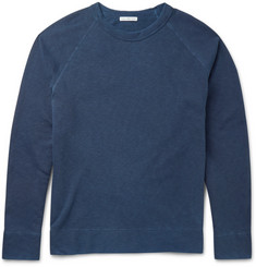 James Perse Supima Cotton-Jersey Raglan Sweatshirt