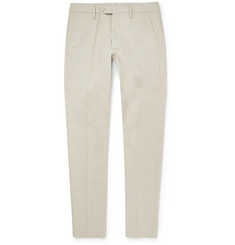 NN.07 - Theo Slim-Fit Stretch-Cotton Chinos