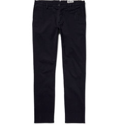 NN07 Paulo Skinny-Fit Stretch-Cotton Twill Chinos