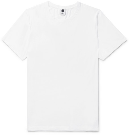 NN.07 Pima Cotton-Jersey T-Shirt