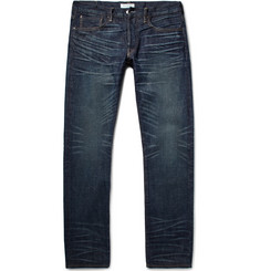 Ron Herman Slim-Fit Japanese Selvedge Denim Jeans