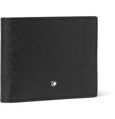 Montblanc Textured-Leather Billfold Wallet