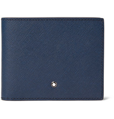 Montblanc - Sartorial Cross-Grain Leather Billfold Wallet