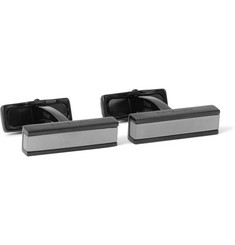 Montblanc - Stainless Steel Cufflinks