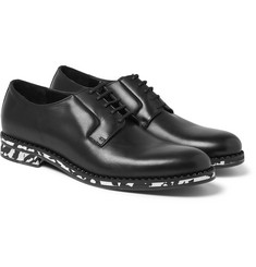 Jimmy Choo - Alaric Leather Derby Shoes