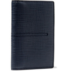 Tod's - Cross-Grain Leather Cardholder