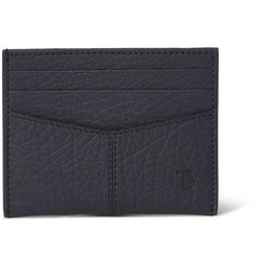 Tod's - Grained-Leather Cardholder