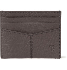 Tod's - Textured-Leather Cardholder
