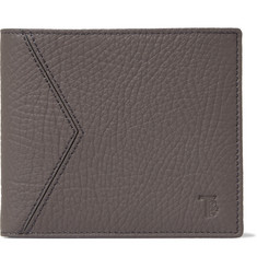 Tod's Full-Grain Leather Billfold Wallet