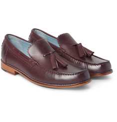 Grenson - Grayson Tasselled Leather Loafers