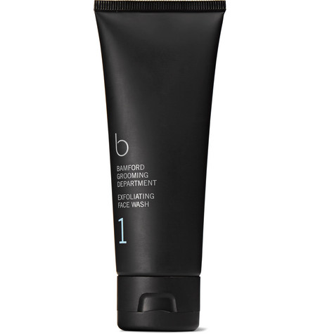 Bamford Grooming Department EXFOLIATING FACE WASH, 75ML