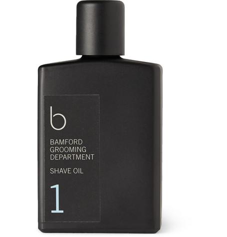 BAMFORD GROOMING DEPARTMENT SHAVE OIL, 30ML