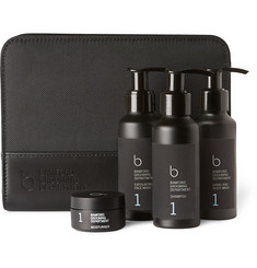 Bamford Grooming Department Travel Set with Wash Bag